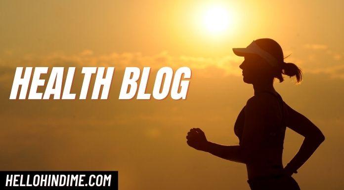 health blog in hindi