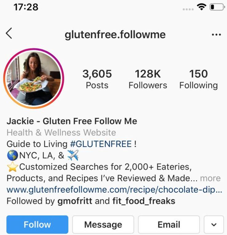 instagram bio kaise likhe