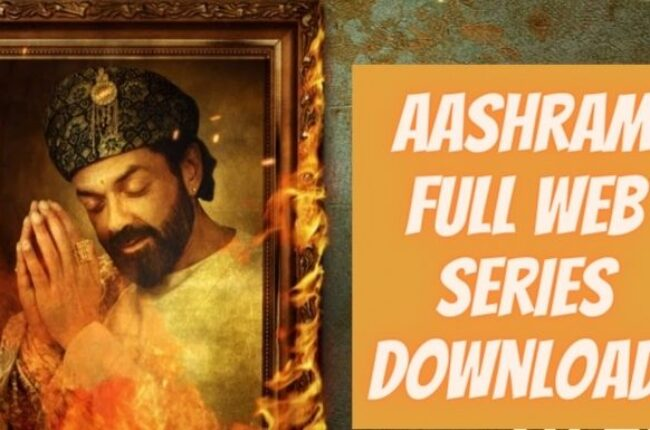 Aashram Full Web Series Download Filmywap