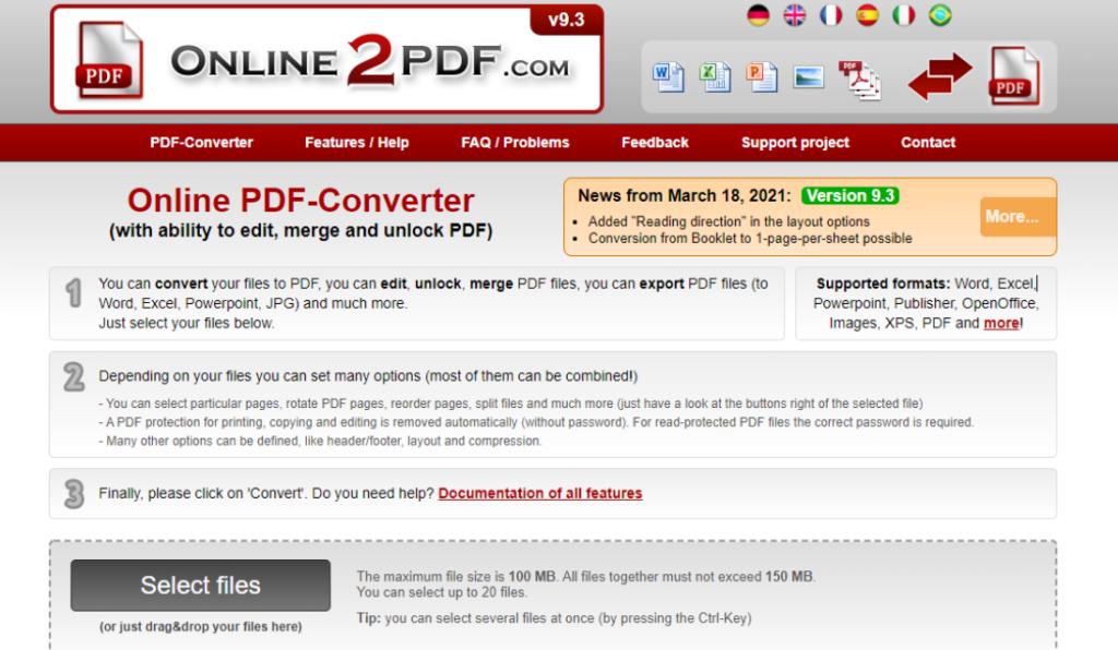 किसी फाइल को पीडीएफ कैसे बनाएं?