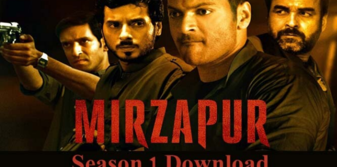 Mirzapur Season 1 download jio rockers